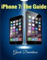iphone 7 Gack Davidson