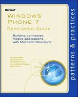windows phone 7 developer guide Eugenio Pace