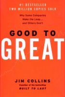 good to great James C Collins