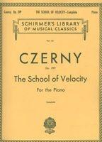 the school of velocity Carl Czerny