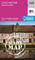 colchester halstead and maldon Ordnance Survey