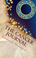 the cancer journal Horoscope Blank Notebooks
