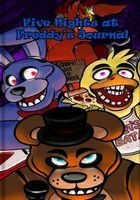 five nights at freddys journal Phone Guy