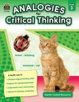 analogies for critical thinking grade 3 Ruth Foster