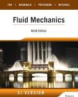 fluid mechanics Robert W Fox