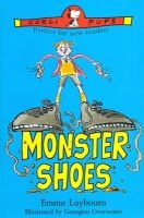 monster shoes Emma Laybourn