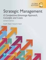 strategic management Fred R David