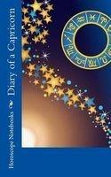diary of a capricorn Horoscope Blank Notebooks