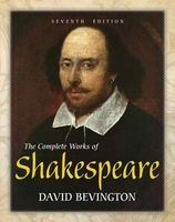 the complete works of shakespeare David Bevington