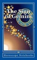 the sign of gemini Horoscope Blank Notebooks