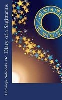 diary of a sagittarius Horoscope Blank Notebooks