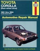 toyota corolla australian automotive repair manual Jeff Killingsworth