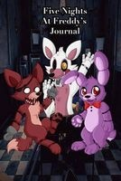 five nights at freddys journal Log and Rum Publishing