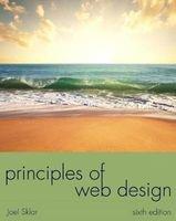 principles of web design Joel Sklar