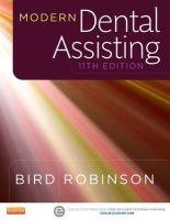 modern dental assisting Doni L Bird