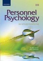 personnel psychology M Coetzee