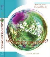 microeconomics William J Boyes