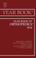 year book of orthopedics 2014 Bernard F Morrey