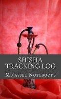 shisha tracking log Muassel Notebooks
