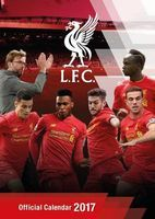 Photo of Liverpool Official 2017 A3 Calendar (Calendar) -