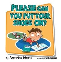 please can you put your shoes on Amanda Ware