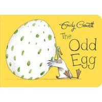 Photo of The Odd Egg (Board book) - Emily Gravett
