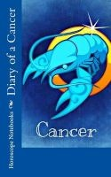diary of a cancer Horoscope Blank Notebooks