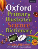 Photo of Oxford Primary Illustrated Science Dictionary (Paperback) - Oxford Dictionaries