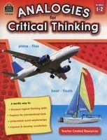 analogies for critical thinking grades 1 Ruth Foster