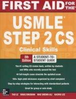 first aid for the usmle step 2 cs Tao Le