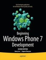 beginning windows phone 7 development Henry Lee