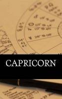 capricorn Horoscope Blank Notebooks