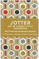 honeycomb jotter notebooks 3 Inc Peter Pauper Press
