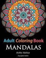 adult coloring books Hobby Habitat Coloring Books