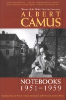 notebooks 1951 Albert Camus