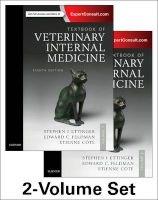 textbook of veterinary internal medicine expert consult Stephen J Ettinger