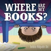 where are my books Debbie Ridpath Ohi