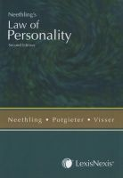 law of personality PJ Visser