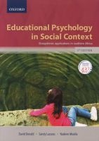 educational psychology in social context Sandy Lazarus