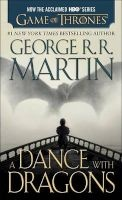 a dance with dragons hbo tie George R R Martin