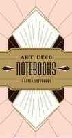 art deco notebooks Chronicle Books