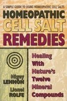 homeopathic cell salt remedies Nigel Lennon