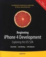 beginning iphone 4 development Jack Nutting