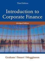 introduction to financial management Scott J Smart