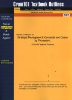 studyguide for strategic management 13th Edition Thompson And Strickland