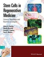stem cells in regenerative medicine Alain A Vertes