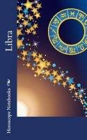 libra Horoscope Blank Notebooks