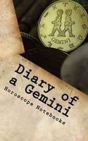 diary of a gemini Horoscope Blank Notebooks