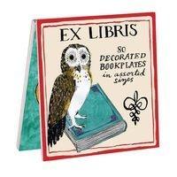 molly hatch owl bookplates Galison