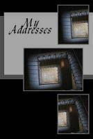 my addresses Blank Notebooks